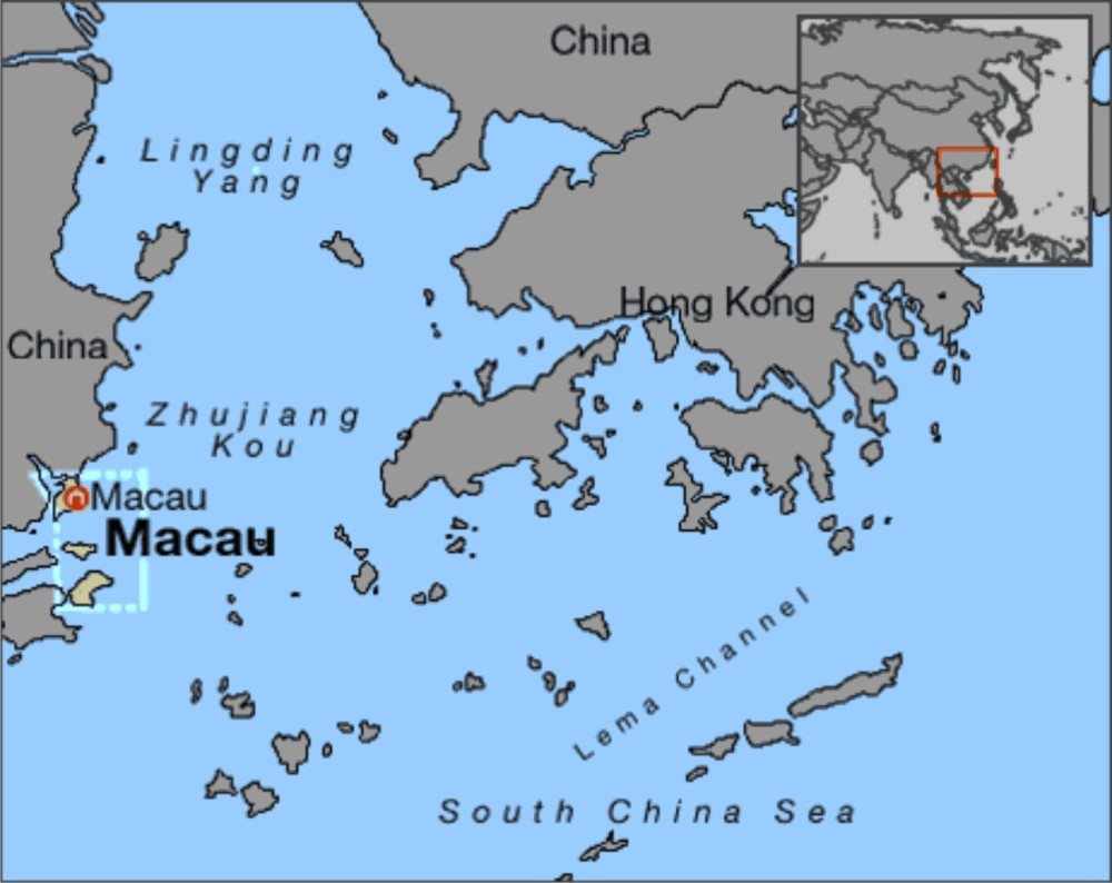 Holy Cow, Macao........... (1/6)